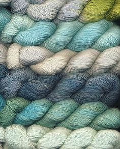THESE COLORS ARE FABULOUS: Artyarns Kits Cashmere Sock Baby Blanket Knitting « MyStoreHome.com – Stay At Home and Shop