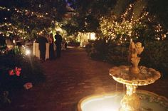 The Courtyard at Lake Lucerne – Central Florida – Reception and Ceremony Locations