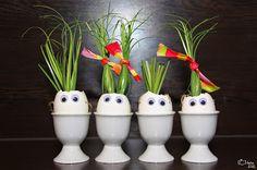 Ostern in Schwarz und Weiß Love Photography, Jar, Magazine, Happy, Decor, Monochrome, Easter, Jars, Decorating