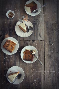 carrotcake061 Carrot Cake aux noix de pécan et glaçage à la vanille et au sirop d'érable