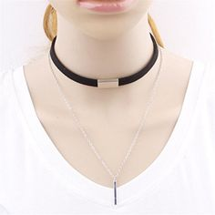Choker Necklace From Amazon -- You can find more details by visiting the image link.Note:It is affiliate link to Amazon. #YineChokerNecklaces