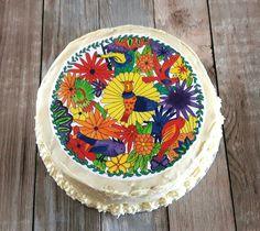 kleurplaattaart Birthday Cake, Desserts, Food, Tailgate Desserts, Deserts, Birthday Cakes, Essen, Postres, Meals