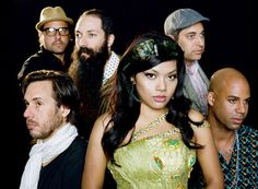 Dengue Fever, California band, focused on 60s Cambodian Psych Pop