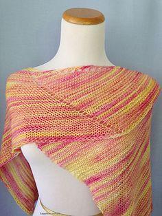 Ravelry: Calypso Shawl pattern by Beth Richardson