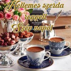 Good Morning, Mugs, Tableware, Google, Buen Dia, Dinnerware, Bonjour, Tablewares, Bom Dia