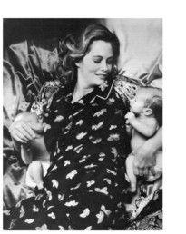 Twinkle, Twinkle, Cybill's Stars - Birth, Kids & Family Life, Twins, Birth Announcements, Bruce Oppenheim, Cybill Shepherd : People.com