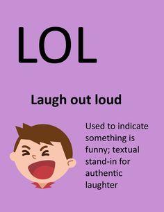 L.O.L. - Lough Out Loud