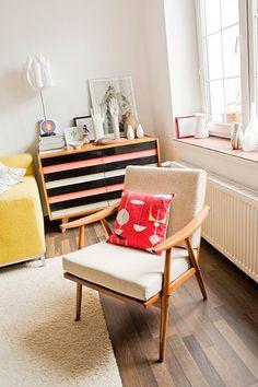My flat - restored chair | Flickr: partage de photos!