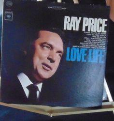 Ray Price Lp Lpve Life Very Good #AlternativeCountryAmericanaContemporaryCountryEarlyCountryTraditionalCountry