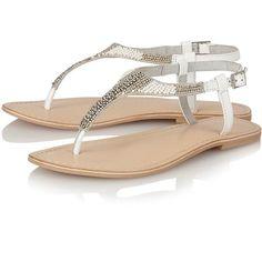 Ravel Aztec Embellished Sandal