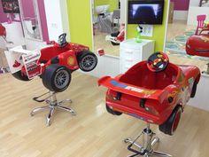 Kokolook, una divertida peluquería infantil en Sevilla