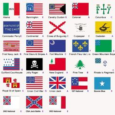 Misc. US Flags