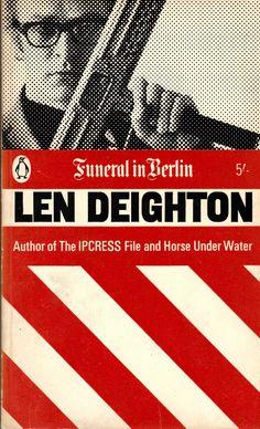 Cover design by Raymond Hawkey. 1966