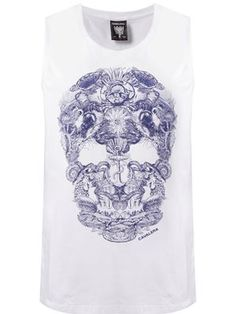 Camisetas   Regatas Masculinas 2015 - Farfetch T Shirt Vest a445de599d6c5