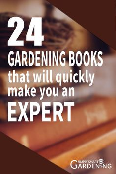 Discover the best gardening books for beginners. These books will help you become a gardening expert faster. Gardening Books, Gardening Tips, Reading Website, Starting A Vegetable Garden, Vegetable Gardening, Best Perennials, Beginner Books, Growing Veggies, Garden Maintenance