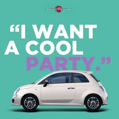 Photo: Today is July 4, birthday of all #Fiat500 and each 500 can make a wish. Are you ready to party?