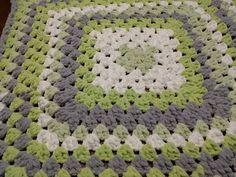 Granny Square Pattern A Free Crochet Pattern Craft