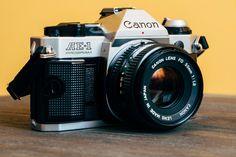Adventures in Film Photography: The Canon AE-1 Program - Analog Senses