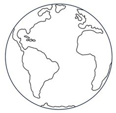 Inspiring Earth Sketch Drawing template images. Travel the