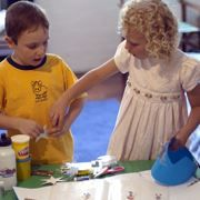 Our ideas for free-flowing creative activities can encourage your preschooler's creative play and boost children's learning and development. Creative Activities, Creative Play, Preschool Activities, Early Learning, Kids Learning, Teachers Aide, Emotional Development, Raising Kids, Social Skills