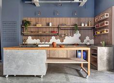 cozinha rústica   tastemade br   projeto studio dLux   foto alessandro guimarães