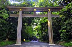 History Meiji Jingu is a Shinto shrine in Tokyo honouring the Emperor Meiji and the Empress Shoken. Their tombs are not here in Tokyo however this shrine was built in 1920 to honour their legacy, and 100,000 trees were planted around the shrine in their memory. Meiji Jingu is a stunning shrine to visit and is a green oasis in the heart of Tokyo. muza-chan.net/ Emperor Meiji left a lasting legacy in Japan, he supported the country following the end of isolation and the end of the Tokugawa...