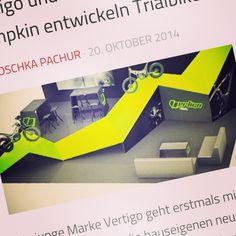 Eine neue Marke nimmt den Markt in Angriff! http://trial-magazin.com/vertigo-und-trial-profi-dougie-lampkin-entwickeln-trialbike/ #vertigo #trialmagazin #dougielampkin #eicma #mailand #trialbike