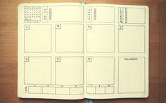 Le bullet journal - système d'organisation - Le bullet journal en français
