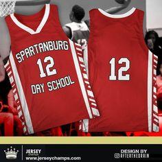 Spartanburg Day School Zion Williamson Basketball Jersey f9a25985e