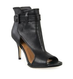 Cut-Out Ankle Shoe Boots - Woolworths Ankle Shoes, Hot Shoes, Shoe Boots, Women's Shoes, Vintage Shoes, Peep Toe, Footwear Women, Ladies Boots, Dancing Shoes