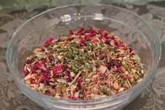 Headache Blend Tea - All Organic Herbs for headaches. One bag includes: Sage, Elder Flower, Rose Pedals, Yarrow Flower, Dandelion, Mullein Leaf, Ginger, Feverfew, Lemon Peel, & Licorice Root