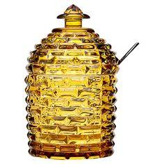 Hive Honey Jar or Jam Jar.