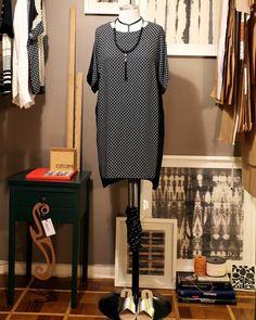 Simple Dress ORUM Alambrado // Colar ORUM Carbon
