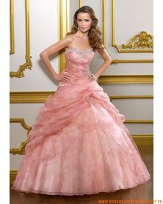 Wedding Dresses, Bridesmaid Dresses, Prom Dresses and Bridal Dresses Mori Lee Wedding Dresses - Style 1825 - Mori Lee Wedding Dresses, Spring Strapless full skirt printed organza gown with crystal beading, a pick up skirt and corset back. Mori Lee Wedding Dress, Pink Wedding Gowns, Unique Wedding Gowns, Stunning Wedding Dresses, Wedding Dress Styles, Bridal Gowns, Wedding Ideas, Wedding Blog, Quirky Wedding