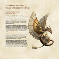 Homebrewing creatures A Veritable Hoard of Homebrew A fun little commission that I had the pleasure of. Dungeons And Dragons 5e, Dnd Dragons, Dungeons And Dragons Characters, Dungeons And Dragons Homebrew, Dnd Characters, 3d Fantasy, Fantasy Monster, Fantasy Weapons, Dnd Stories