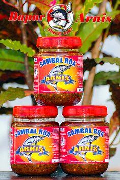 #SambalRoaArnis. Kuliner - Manado - Indonesia.