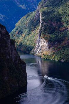 Day 18-21: Ålesund, Trollstigen, Geiranger - The most beautiful of Norway! (...seen so far) UPD 2017 - Engineer on tour