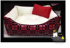 Una cama que no podrá resistir tu hijo peludo