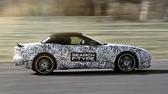 Pictures: The new Jaguar F-TYPE