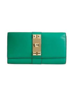 Vince Camuto clutch this is perfect... I wish I could find it... Under $100 ;)