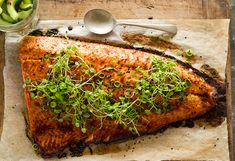 Soy and Miso-glazed salmon recipe from Fisher & Paykel Social Kitchen