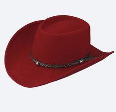 """Western Felt Hat - """"Durango"""""""