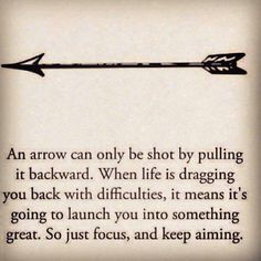 Part of the meaning behind the bow and arrow on my foot