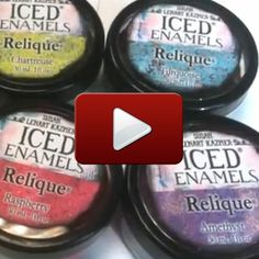 Follow along with Guest Artist Susan Lenart Kazmer in this informative how-to video to discover everything you need to know about getting started using Iced Enamels in your jewelry and mixed-media projects.