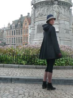 Street Style - Street Fashion - Winter 2015 by www.LifeStyleTalks.info