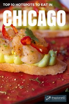 "Top 10 Hot Spots to Eat in Chicago | The Planet D Adventure Travel Blog | Chicago has more than 24 Michelin-starred restaurants and this year is home of the first James Beard Awards (dubbed the ""Oscars"" of the American culinary scene) ever to be held outside of New York City."