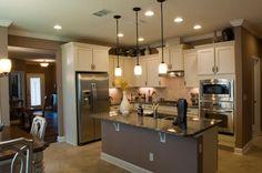 Model Home Kitchens