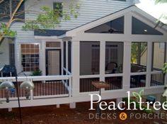 Deck & Porch in Woodstock
