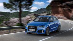 Audi RS Q3 Performance met extra powerrrrrrrr
