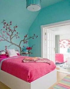 Bedroom Decorating Teenage Girl Bedrooms And Bedroom Decorating Ideas